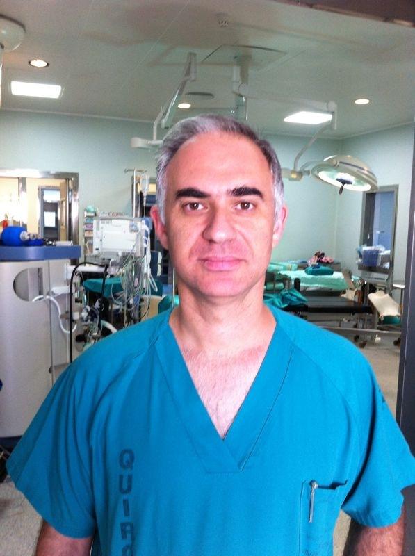 Dr. Fco. Javier de Santos de la Fuente
